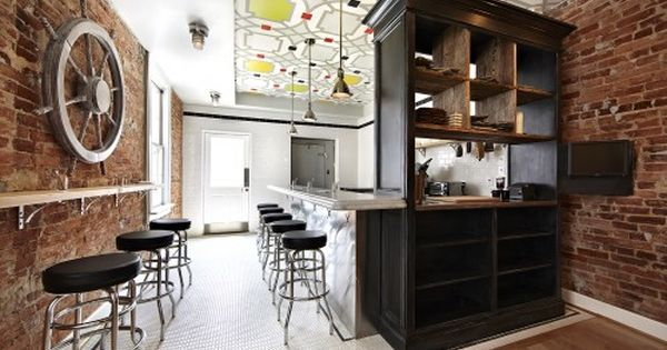 Hank S Oyster Bar Bars For Home Home Design Magazines