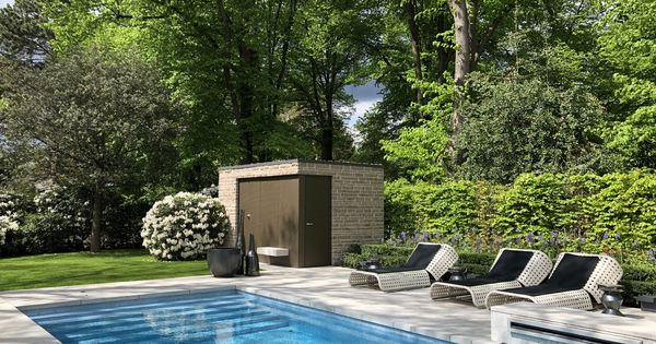 Spring At Redesigned Garden By Studio A S H Garten Berlin Haus Garten