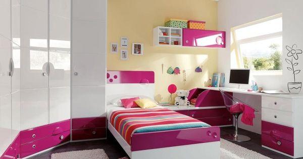 Habitaciones femeninas habitaciones cheveres pinterest - Habitaciones juveniles femeninas ...