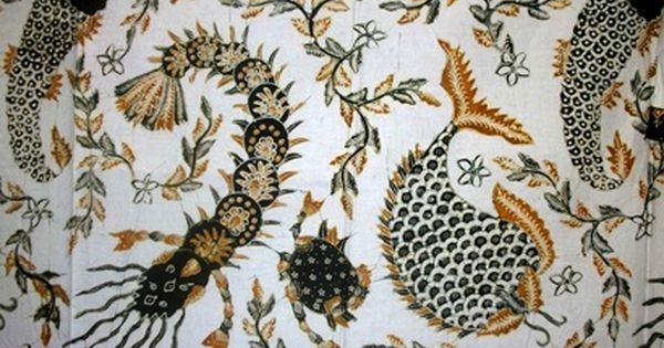 Gambar Motif Batik Jawa Tengah Dan Penjelasannya - Batik ...
