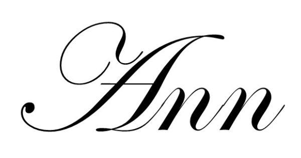 Possible Future Childs Name Ann My Grandmas
