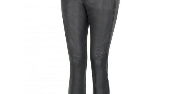 Muubaa verona skinny leather jeans