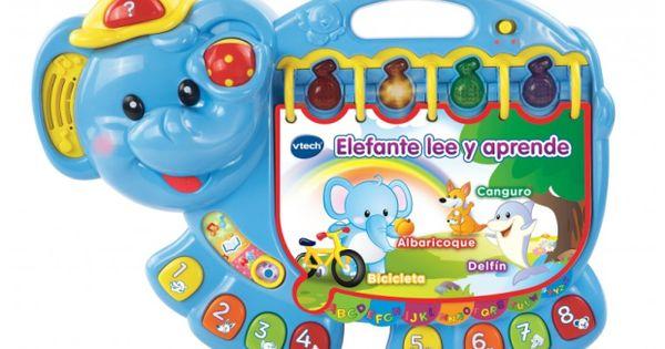 Libros Interactivos Para Bebés Que Les Ayudan En Su Aprendizaje Learning Toys Educational Toys For Toddlers Elephant Book