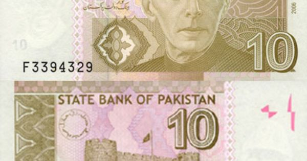 pakistan rupee euro rate
