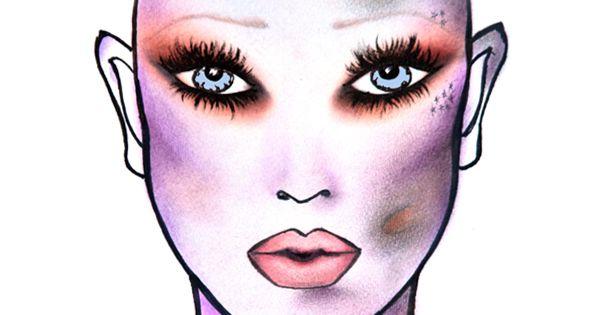 Fairy-Ly-Evil. Sephora Sephoraween Halloween MAKEUPFOREVER