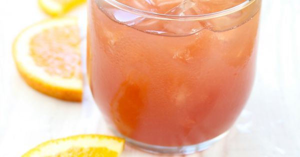 Pomegranates, Cocktails and Orange on Pinterest