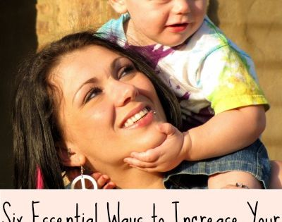 Always running out of patience with your kids? Me too. These tips