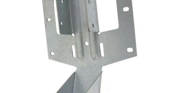 Usp Joist Hanger Lssh15 Tz 1 3 4 In X 5 1 16 In Triple Zinc Slope