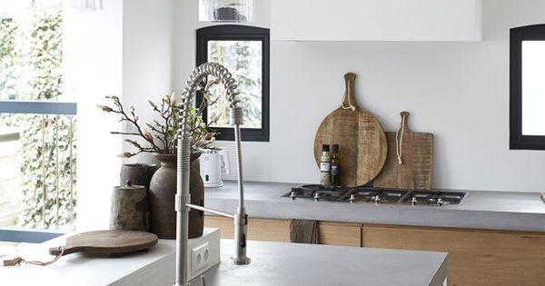 640 960 pixels keuken pinterest k k inredning och - Redo keuken houten ...