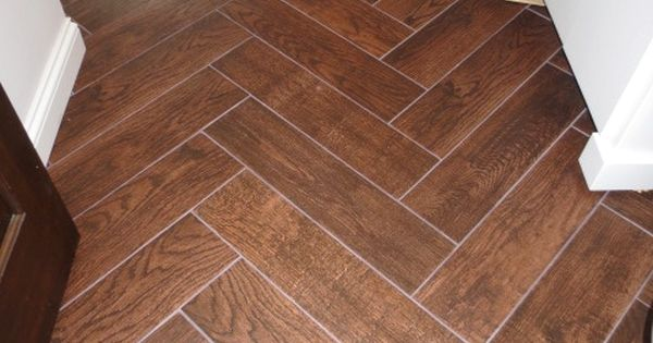 Herringbone Flooring Wood Tile Bathrooms Tiles For Living Room And