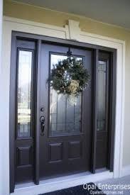 7 Amazing Black Front Door Ideas Frontdoor Frontdoorideas Black Blackfrontdoor Door Blackdoor Ho Black Front Doors Front Door Design Painted Front Doors