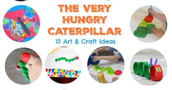 the very hungry caterpillar craft ideas 15 the hungry caterpillar and craft ideas bugs 7918