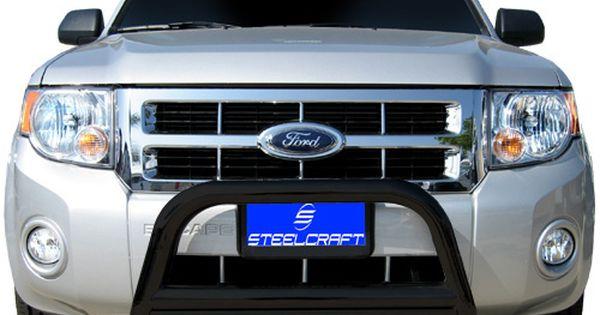 Ford Escape Accessory Steelcraft Ford Escape 3 Black Powdercoat