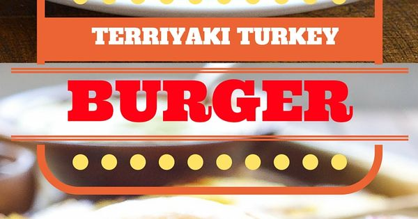 Teriyaki Turkey Burgers | Recipe | Panko bread crumbs ...