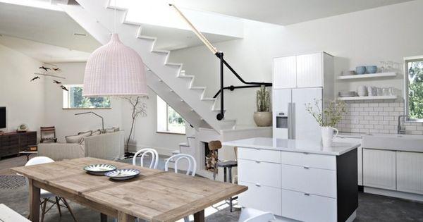Maison d architecte par dupuis design en californie maison interieur moderne idee deco maison - Idee architecte interieur ...
