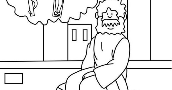 Nicodemus 2 Coloring Page Coloring Pages Are A Great Way