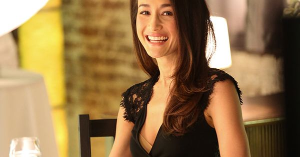 """Maggie Q Hairstyle: Maggie Q Joins """"Say No"""" Campaign"""