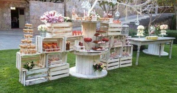 Cosas de la abuela 10 ideas para decorar tu boda con - Ideas decoracion bodas ...