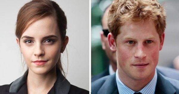 Romance Entre Emma Watson Y El Príncipe Harry Principe Harry Emma Watson Princesas