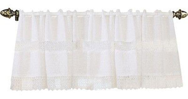 Lark Manor Orly Rod Pocket Ruffled 60 Curtain Valance Valance