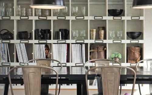 The Rustic Industrial Dining Room - Lighting & Interior Design Ideas Blog