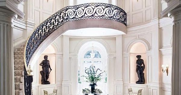 A very glam entrance hall homes decor decoration luxury elegant eleganthomes