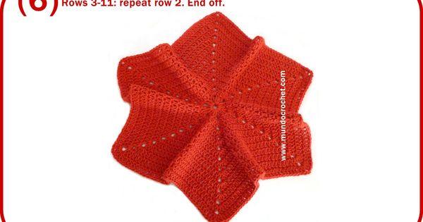 Knit Pattern Hexagon Sweater : Crochet hexagon jacket/Crochet hexagon sweater haken ...