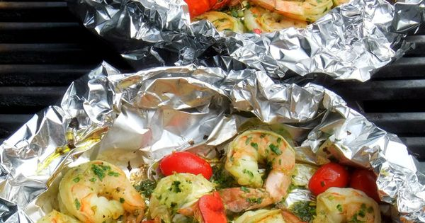 how to cook lobster on the grill in foil