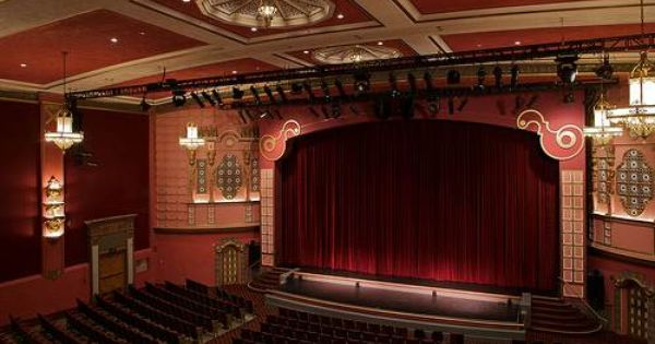 Birch Northpark Theater San Diego Vintage Theatre San Diego Beautiful