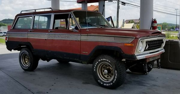 Pin By Rebecca Jurkovich On Jeep Mostly Jeep Wagoneer Old
