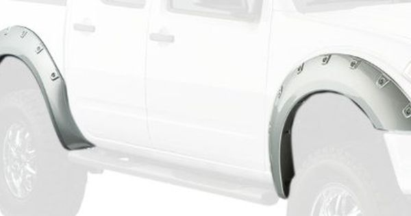 Bushwacker Nissan Boss Pocket Style Fender Flare Set Of 4 Want To Know More Click On The Image Nissan Pathfinder Fender Flares Nissan