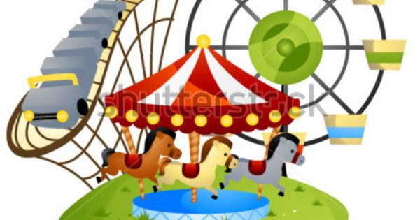amusement park coloring pages : Coloring and coloring | VBS ...