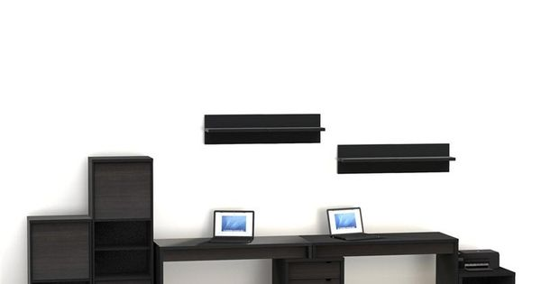 Have To Have It Nexera Sereni T 2 Person Desk With Filing