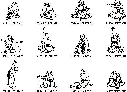 seated qigong | qigong | Pinterest | Qigong