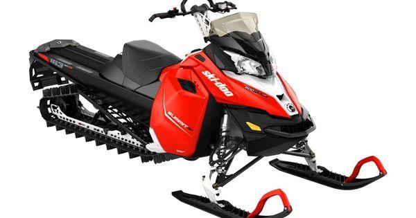 Ski Doo Summit Sp Rotax 800r E Tec 163 Lava Red St