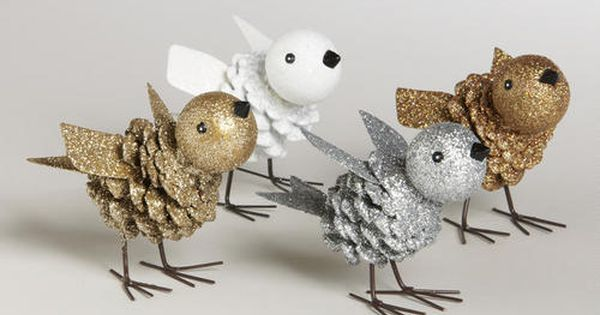 Holidays are for the birds!! Cute craft - need to collect acorns