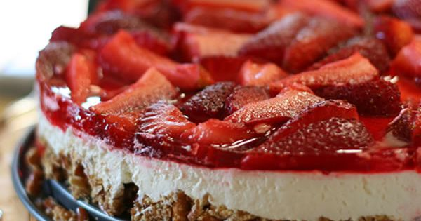 Judy's Strawberry Pretzel Salad Recipe: 846 likes! family favorite! We have been