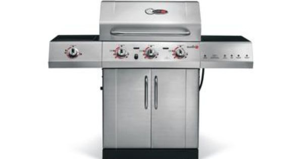 Char Broil Char Broil Red 500 Gas Grill 466251713