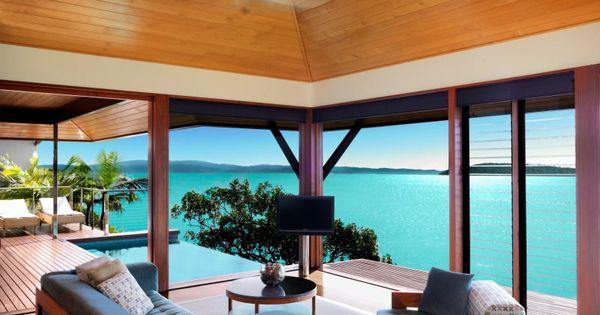 Qualia Resort, Hamilton Island Australia