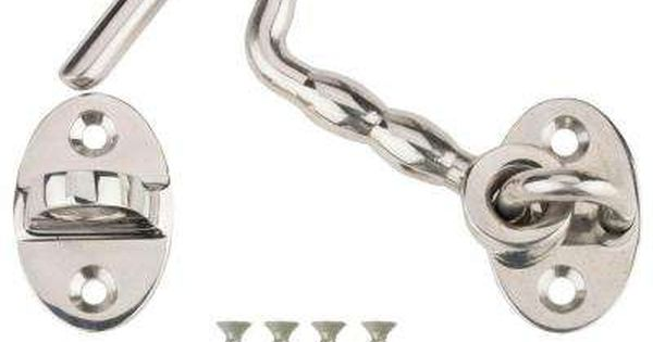 Hook And Eye Latch 5 5 12 5 20 95 Signaturehardware Com Comes