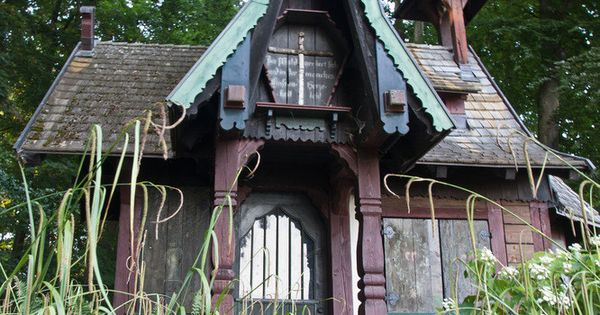 Witch House Ueberlingen Lake Constance Germany Fairy