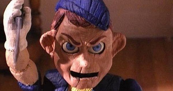 Horror Films Dolls Pinocchio
