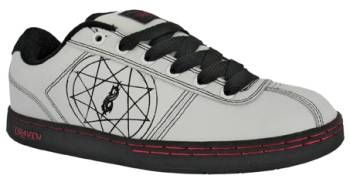 Diez Condimento entonces  Slipknot White Maggot Shoes | Shoes, Band outfits, Leather wallet