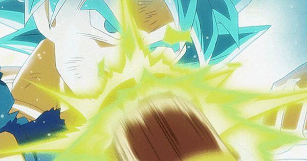 Kefla Gif Tumblr Dragon Ball Artwork Dragon Ball Art Anime Dragon Ball