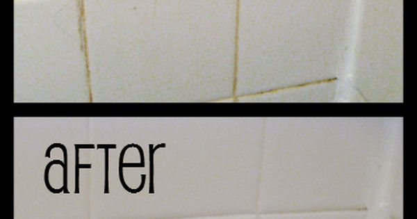 Cleaning Tip for this Week Clean Tile Grout With This Homemade Grout