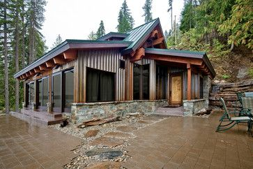 Love Everything About His Metal Building Homes House Exterior Building A House