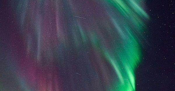 Northern Lights - A must see on the bucket list.