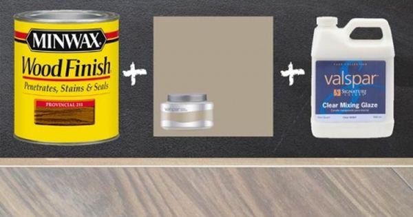 Diy Restoration Hardware Weathered Gray Stain Recipe Weathered Grey Stain Staining Wood Grey Stained Wood