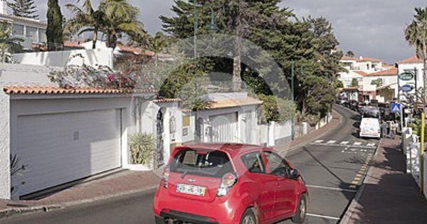 Street Scene At Madeira Portugal