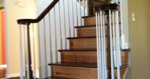 Best After The Stair Treads Being Replaced With Solid Red Oak 400 x 300